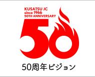 50周年ビジョン